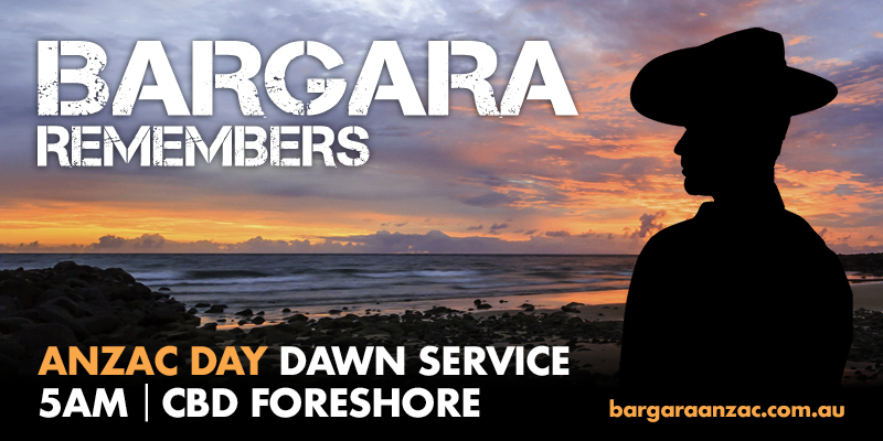 Bargara Remembers