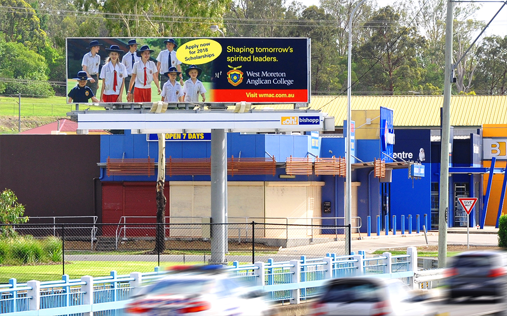 Bishopp Super 8 Billboards