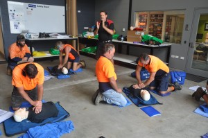 bishopp cpr training