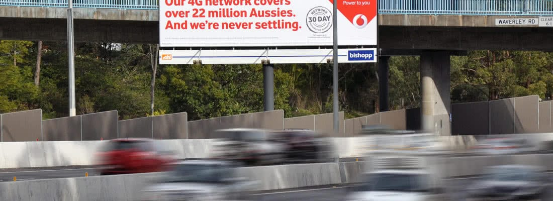 Bishopp Billboards Indooroopilly Supersite