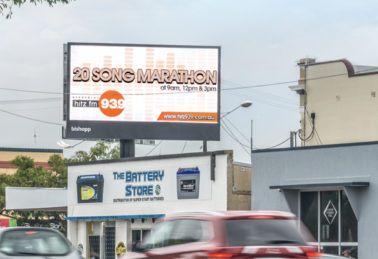 Bishopp Bundaberg Digital Billboard