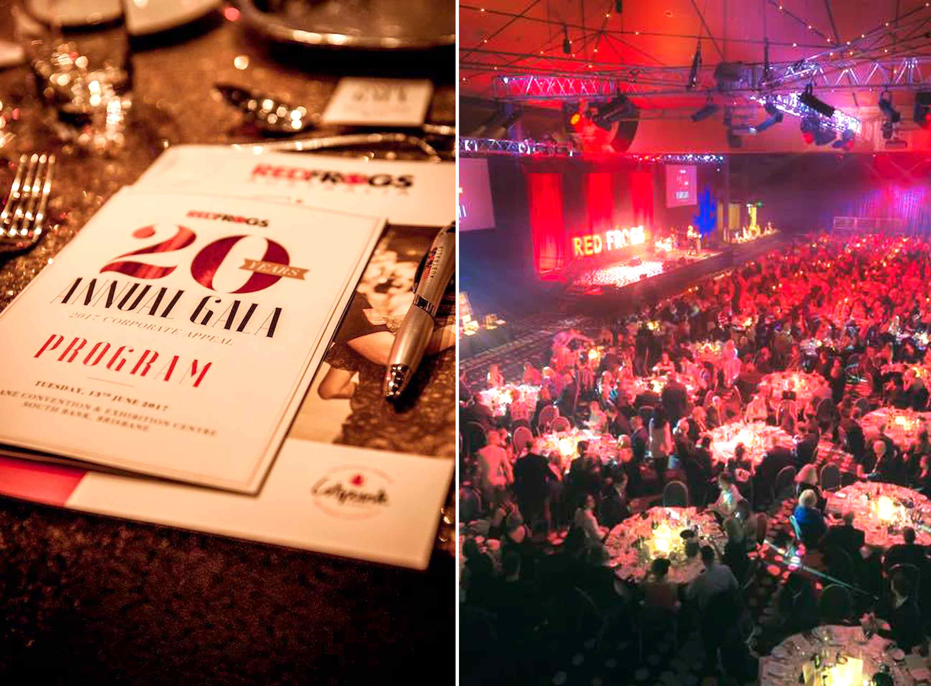 Bishopp Red Frog Gala, Bishopp Supports Red Frogs Australia, Bishopp Outdoor Advertising, Fundraising Gala, Out of Home Advertising