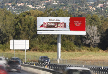 Tanah Merah Supersite Billboard