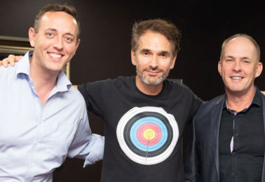 Todd Sampson Brain Power, Brad Bishopp, Bishopp
