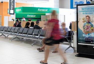 Gold Coast Airport Advertising