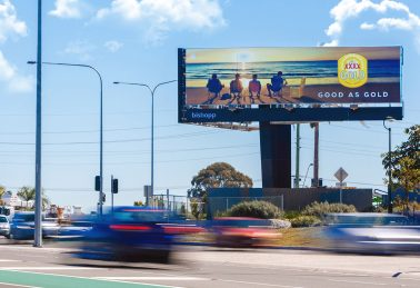 Billboard Campaigns - Bishopp billboard advertising in Queensland